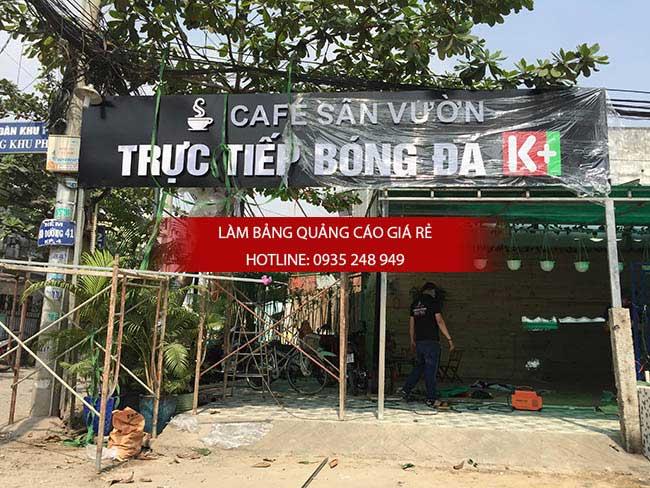 bang hieu alu quan cafe 16 - Làm bảng hiệu quảng cáo giá rẻ tại hóc môn
