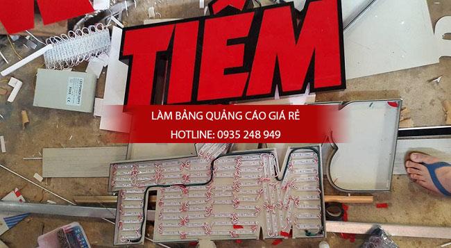 bang hieu chu noi mica tiem banh my 5 - Bảng hiệu alu gắn chữ nổi mica tiệm bánh mỳ