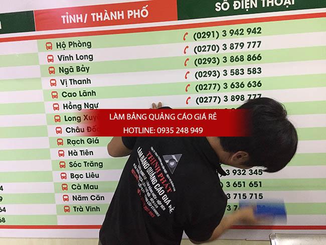 in pp can format 3 - Làm bảng hiệu giá rẻ tại quận Tân Bình TPHCM