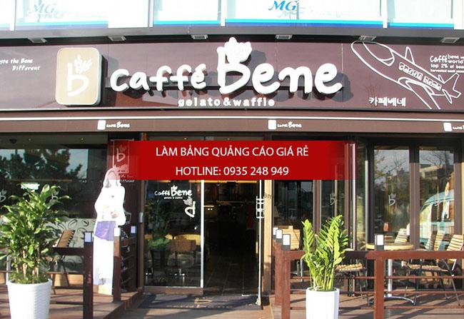 mau bang hieu cafe dep 1 - Một số mẫu bảng hiệu quán cafe đẹp