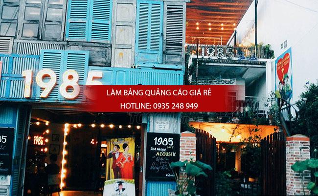 mau bang hieu cafe dep 14 - Một số mẫu bảng hiệu quán cafe đẹp