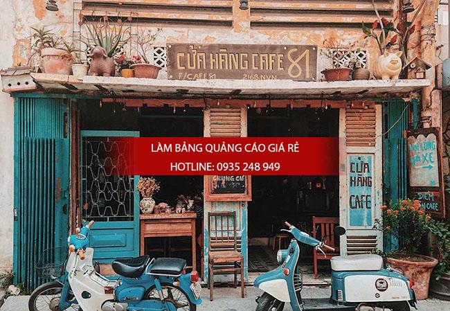 mau bang hieu cafe dep 17 - Một số mẫu bảng hiệu quán cafe đẹp