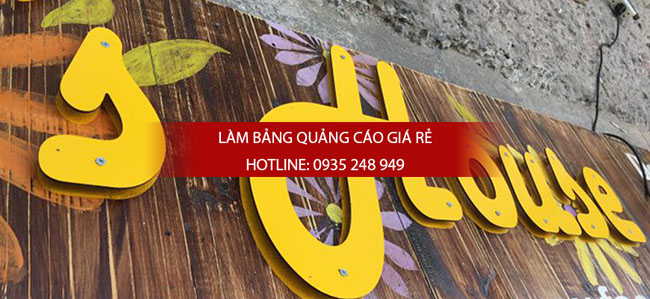 mau bang hieu cafe dep 3 - Một số mẫu bảng hiệu quán cafe đẹp