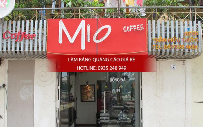 mau bang hieu cafe dep 5 - Một số mẫu bảng hiệu quán cafe đẹp