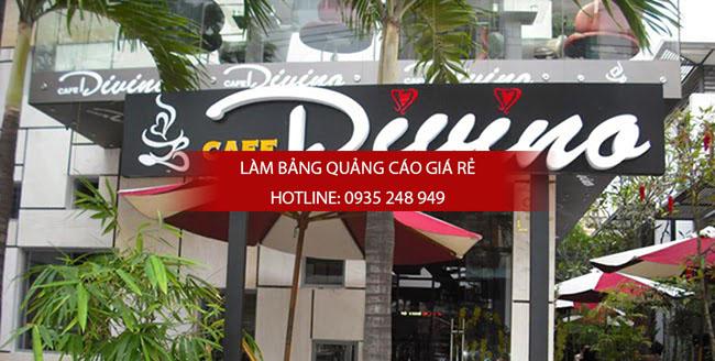 mau bang hieu cafe dep 7 - Một số mẫu bảng hiệu quán cafe đẹp