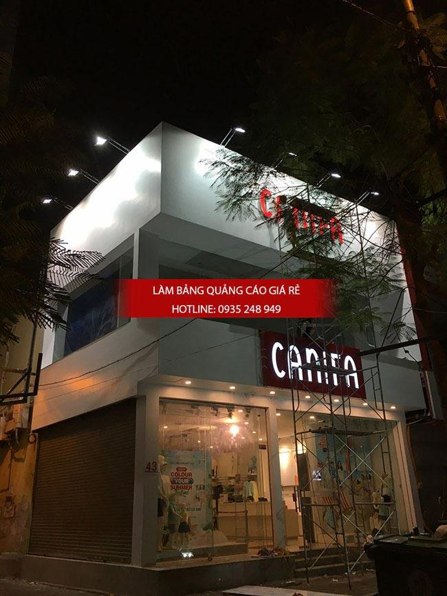 mau bang hieu shop spa dep 14 - Mẫu bảng hiệu shop thời trang đẹp