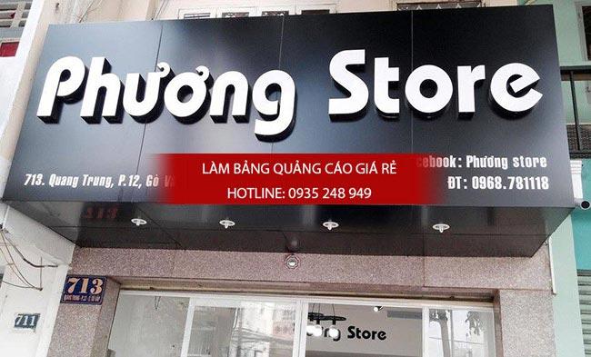 mau bang hieu shop spa dep 15 - Mẫu bảng hiệu shop thời trang đẹp