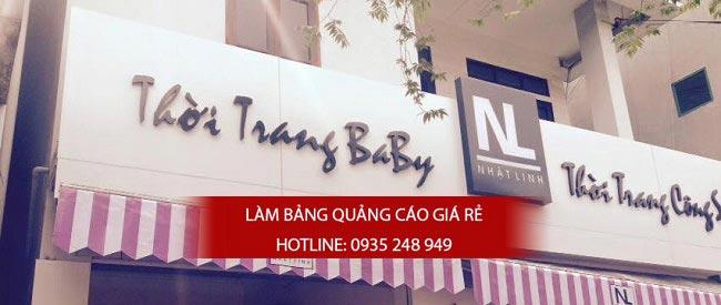 mau bang hieu shop spa dep 5 - Mẫu bảng hiệu shop thời trang đẹp