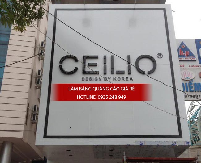 mau bang hieu shop spa dep 8 - Mẫu bảng hiệu shop thời trang đẹp