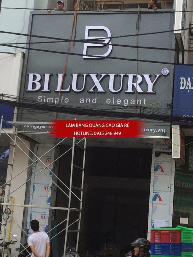 mau bang hieu shop spa dep 9 - Mẫu bảng hiệu shop thời trang đẹp