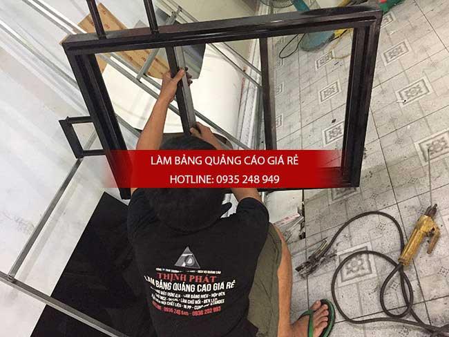 thi cong hop den ma tran 1 - Làm Bảng Hiệu Quảng cáo Tại Quận Tân Phú
