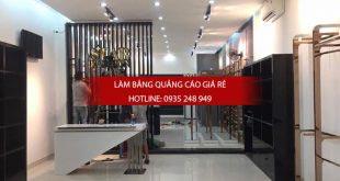 thi cong shop thoi trang 1 310x165 - Thi công bảng hiệu shop thời trang