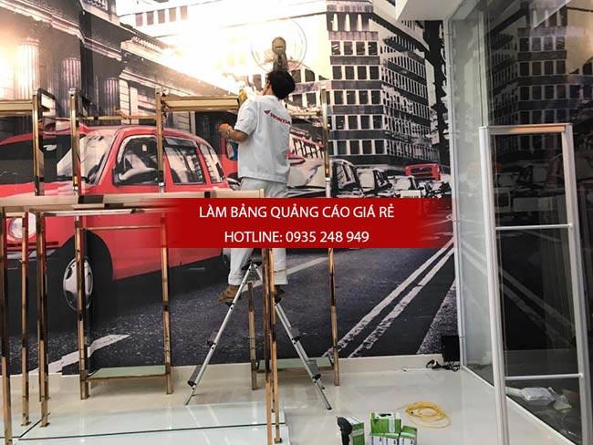 thi cong shop thoi trang 4 - Thi công bảng hiệu shop thời trang