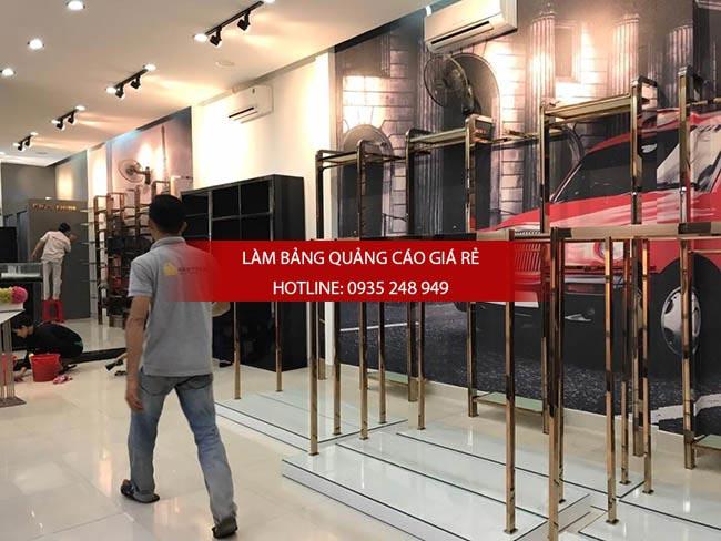 thi cong shop thoi trang 6 - Thi công bảng hiệu shop thời trang