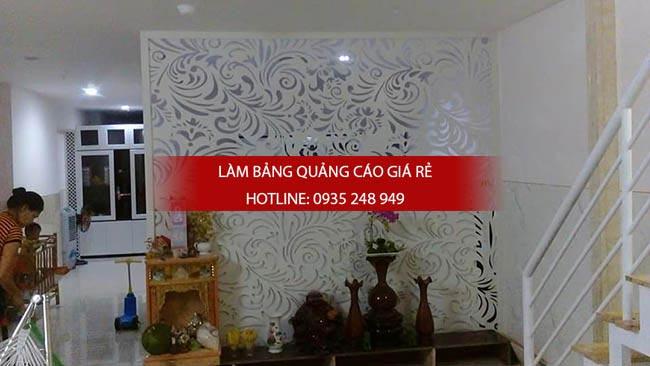 thi cong vach ngan cnc 8 - Làm bảng hiệu quảng cáo giá rẻ quận 10 tphcm