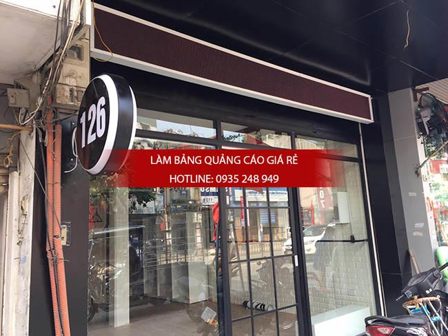 thiet ke thi cong bang hieu shop thoi trang 6 - Thiết kế thi công bảng hiệu shop thời trang