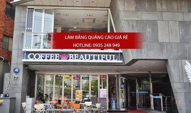bang hieu quan cafe dep 11 - 13 mẫu bảng hiệu cafe đẹp tại tphcm