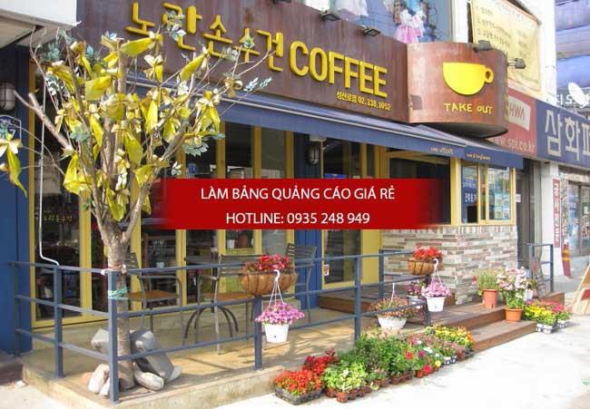 bang hieu quan cafe dep 12 - 13 mẫu bảng hiệu cafe đẹp tại tphcm