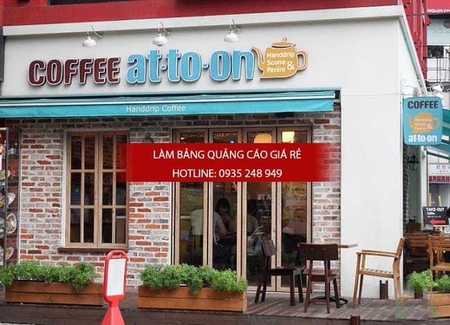 bang hieu quan cafe dep 13 - Làm bảng hiệu quận 10 giá rẻ