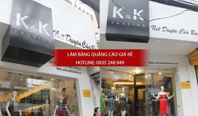 bang hieu thoi trang dep 4 - 15 mẫu bảng hiệu thời trang đẹp