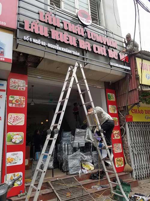 lam bang hieu alu tai quan 1 3 - Làm bảng hiệu alu tại quận 1 TP HCM