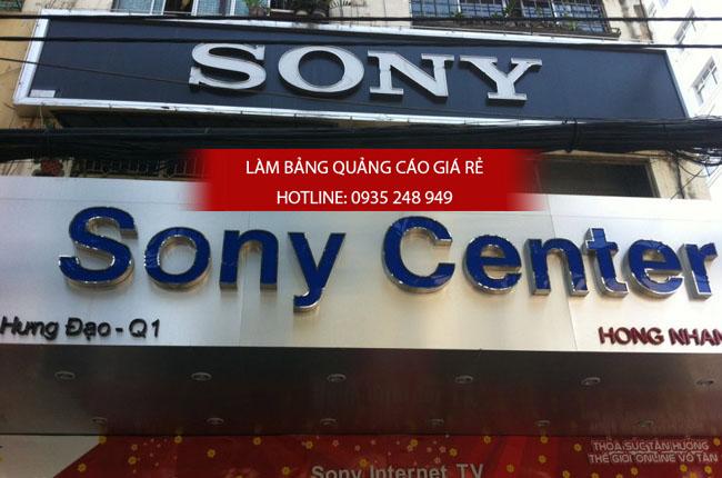 lam bang hieu quan 1 8 - Làm bảng hiệu quảng cáo giá rẻ quận 1 Tphcm