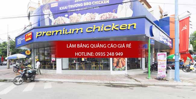 lam bang hieu quan an 13 - [ Làm ] mẫu bảng hiệu quán ăn đẹp