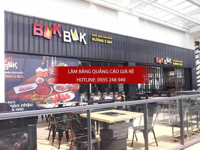 lam bang hieu quan an 14 - Làm bảng hiệu quán ăn đẹp tphcm