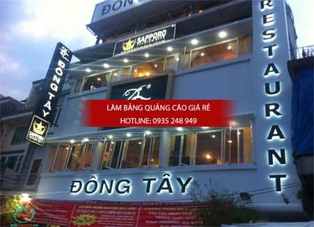 lam bang hieu quan an 2 - Làm bảng hiệu quán ăn đẹp tphcm
