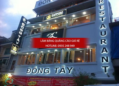lam bang hieu quan an 2 - [ Làm ] mẫu bảng hiệu quán ăn đẹp