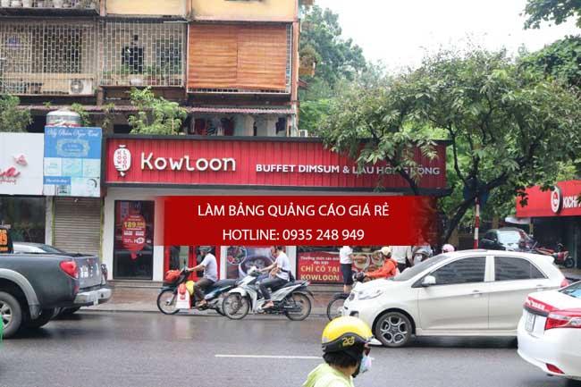 lam bang hieu quan an 22 - Làm bảng hiệu quán ăn đẹp tphcm