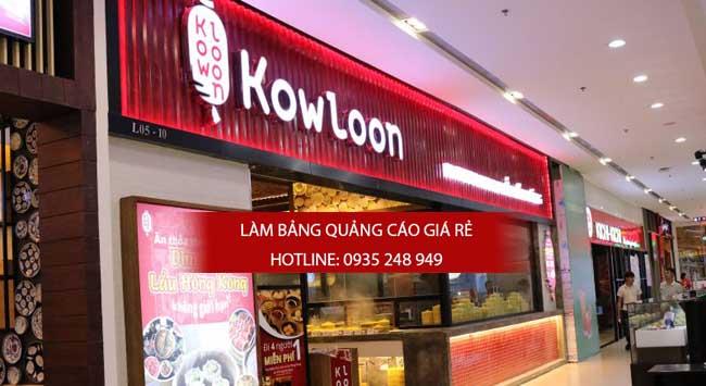 lam bang hieu quan an 23 - Làm bảng hiệu quán ăn đẹp tphcm
