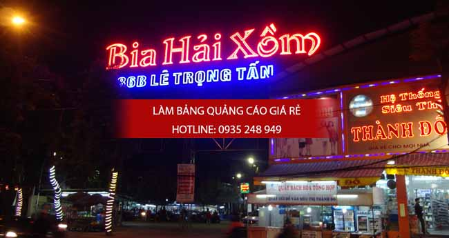 lam bang hieu quan an 24 - Làm bảng quảng cáo hộp đèn led quận 6