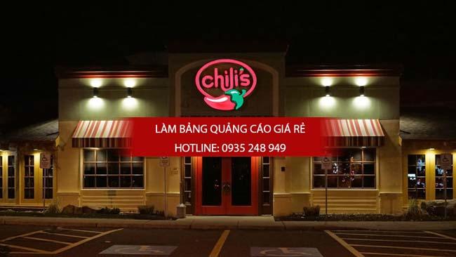 lam bang hieu quan an 3 - [ Làm ] mẫu bảng hiệu quán ăn đẹp