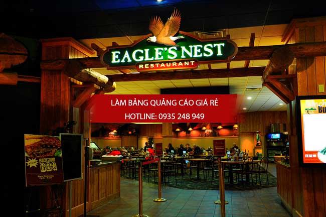 lam bang hieu quan an 7 - Làm bảng hiệu quán ăn đẹp tphcm