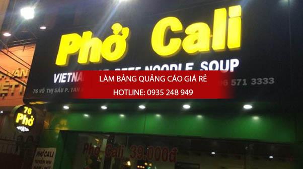 lam bang hieu quan an 9 - [ Làm ] mẫu bảng hiệu quán ăn đẹp