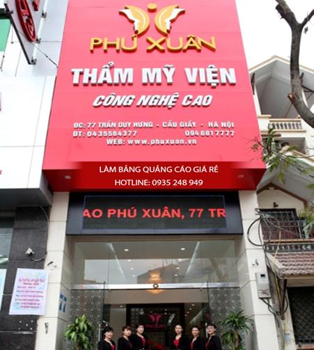 mau bang hieu spa dep 1 - # Mẫu bảng hiệu spa, thẩm mỹ viện đẹp tại tphcm