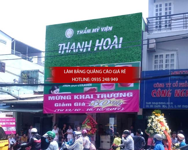 mau bang hieu spa dep 10 - # Mẫu bảng hiệu spa, thẩm mỹ viện đẹp tại tphcm