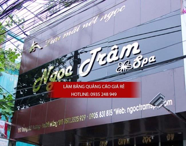 mau bang hieu spa dep 11 - # Mẫu bảng hiệu spa, thẩm mỹ viện đẹp tại tphcm