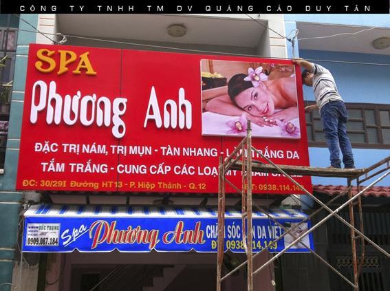 mau bang hieu spa dep 2 1 - # Mẫu bảng hiệu spa, thẩm mỹ viện đẹp tại tphcm