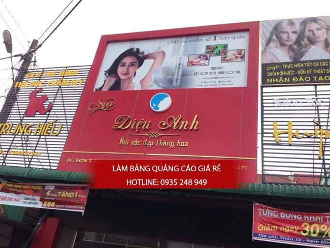mau bang hieu spa dep 7 - # Mẫu bảng hiệu spa, thẩm mỹ viện đẹp tại tphcm