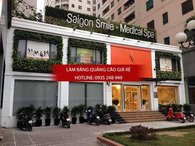 lam bang hieu spa - Làm bảng hiệu quảng cáo giá rẻ tại TP HCM