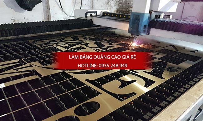 chu noi inox 3 - Làm chữ inox giá rẻ quận Tân Bình