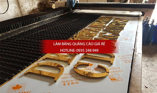 chu noi inox 8 - Làm chữ inox giá rẻ quận Tân Bình