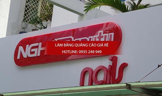 lam bang hieu alu chu noi 8 - Làm bảng hiệu alu chữ nổi giá rẻ tại Tphcm