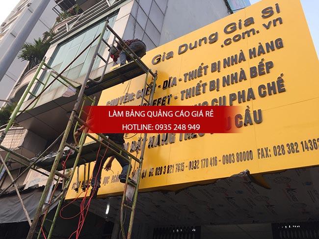 lam bang hieu alu gia re tphcm 1 - Bảng hiệu alu giá rẻ tại quận 10 TPHCM