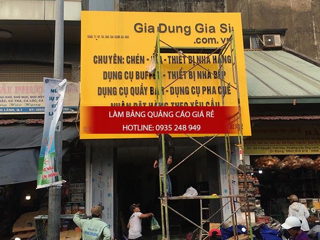 lam bang hieu alu gia re tphcm 7 - Làm bảng hiệu quảng cáo giá rẻ tại quận tân bình