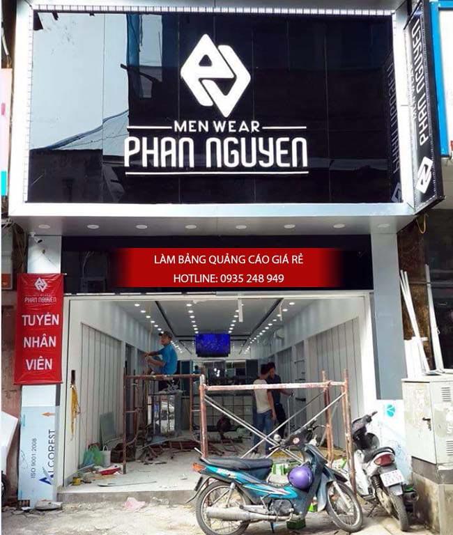 Một bảng hiệu dành cho cửa hàng thời trang đẹp