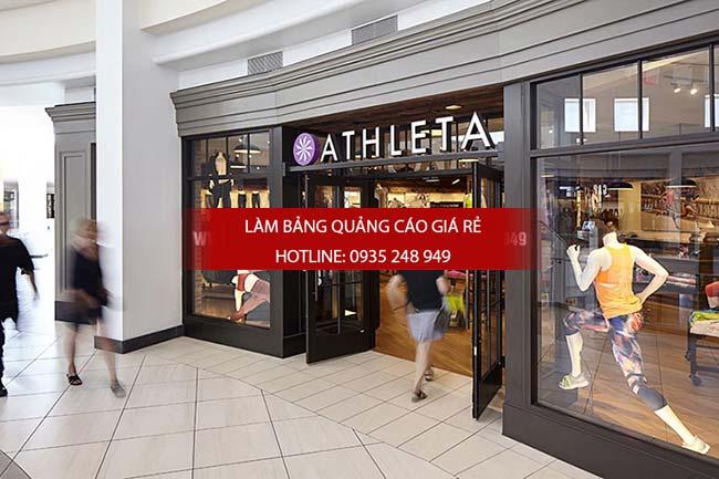 10 mau bang hieu ao quan thoi trang dep 1 - 10 mẫu bảng hiệu thời trang đẹp quận Tân Phú