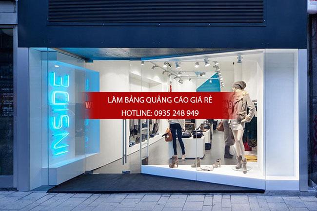 10 mau bang hieu ao quan thoi trang dep 10 - 10 mẫu bảng hiệu thời trang đẹp quận Tân Phú